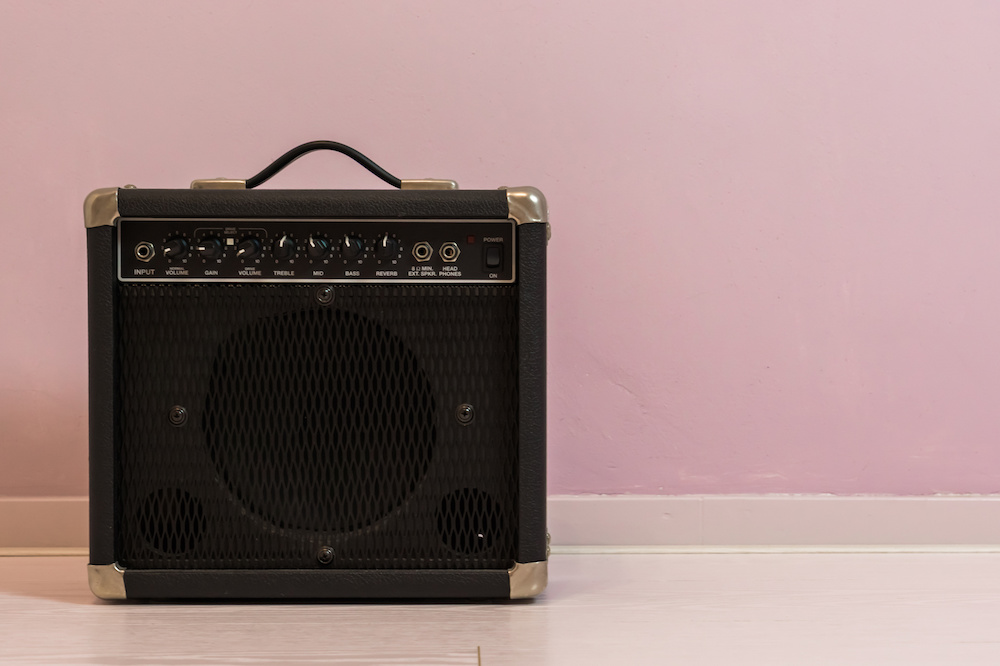 what are the common solid state guitar amp problems