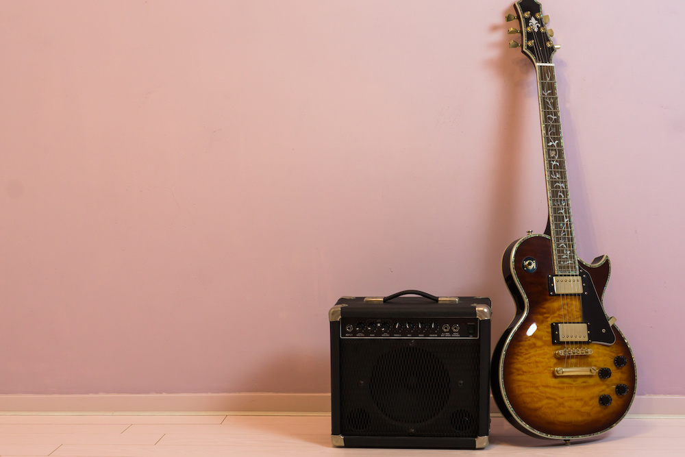 most common solid state guitar amp problems